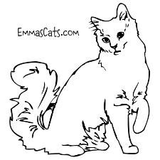 Emma's Cats logo-white